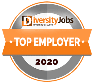 DiversityJobs - Diversity at work. Top Employer 2020.