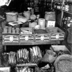 Supermarket Store.