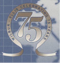 Wilbur-Ellis celebrating 75 years.