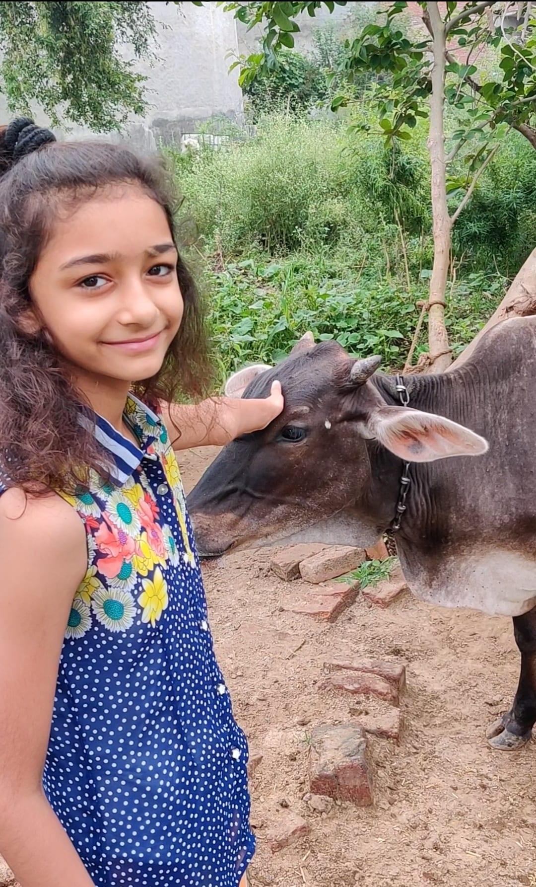 Riddhima Chaudhary